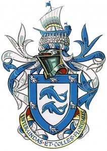 The Crest of Brighton & Hove's Mayor