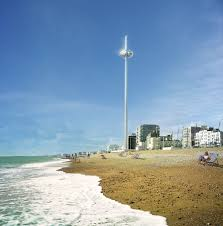 The I360 Pointed Stick of Brighton